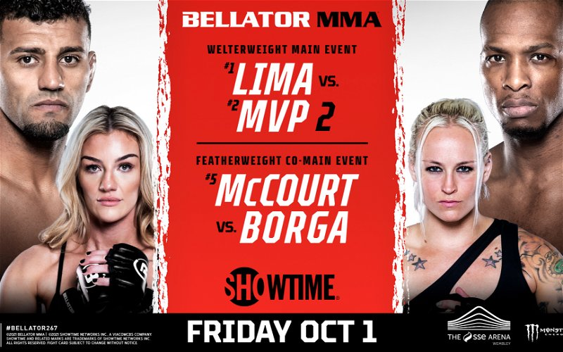 Image for Bellator 267: The Preview