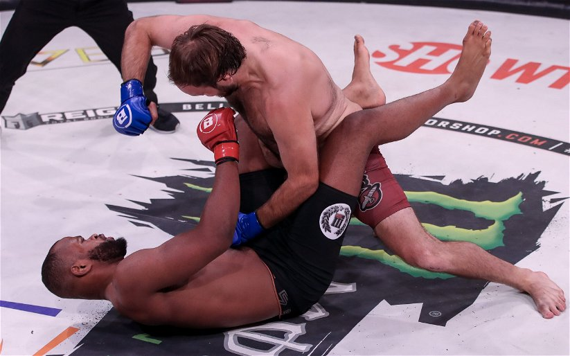 Image for Interview with Bellator's Ben Parrish