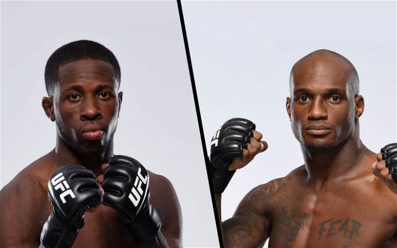 Image for Randy Brown vs. Jared Gooden Fight Confirmed for October