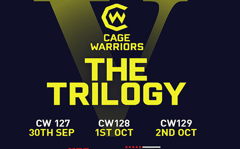 Image for Cage Warriors 127 Main Event Preview: Fletcher vs. Wooding