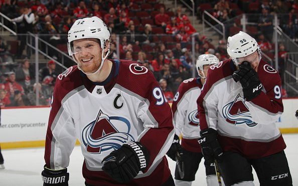 Image for A Look at the Colorado Avalanche Lines