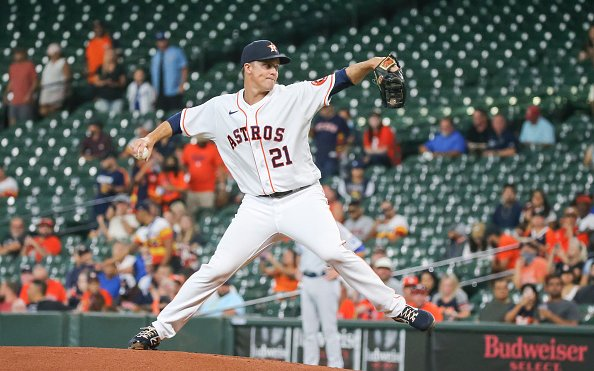 Image for Astros To Use Zack Greinke Out of The Bullpen
