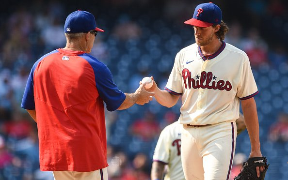 Image for Phillies Should Hold Onto Aaron Nola