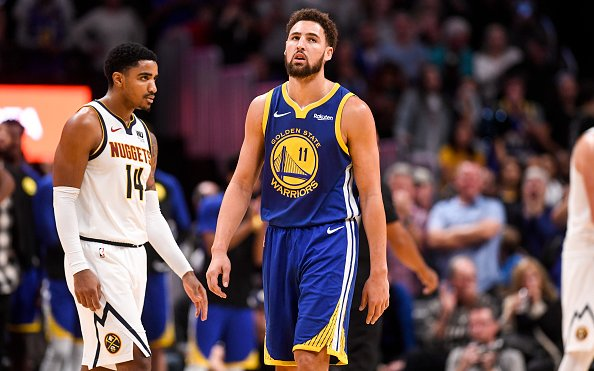 Image for The Complicated Return of Klay Thompson