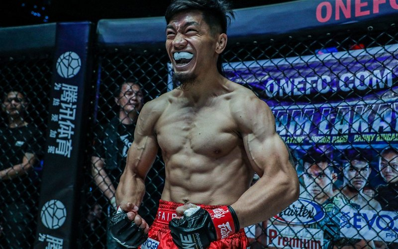 Image for Lito Adiwang Shares His Plans Ahead Of ONE: Revolution Bout