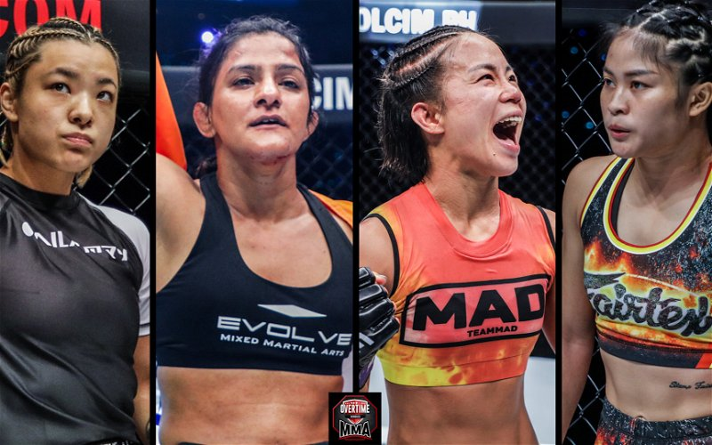 Image for The Best Semifinal Pairings For The ONE Atomweight World Grand Prix