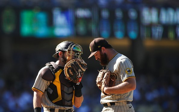 Image for Padres Playoff Hopes Continue to Dwindle