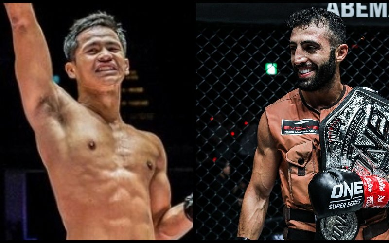 Image for ONE First Strike: Petrosyan vs. Superbon Preview