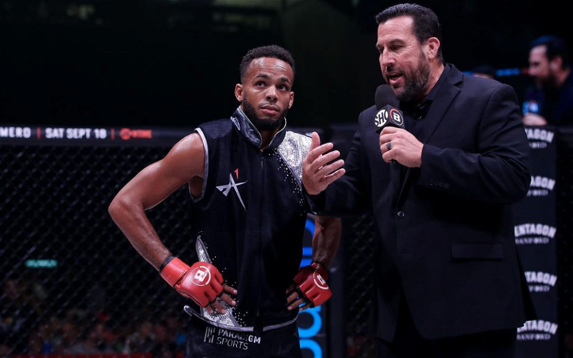 Image for Interview With the Undefeated Jornel Lugo