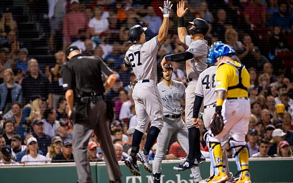 Image for Yankees Death Certificate