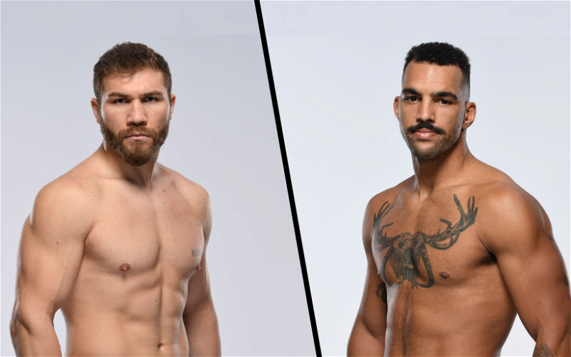 Image for UFC Vegas 37: Ion Cutelaba vs Devin Clark Fight Preview