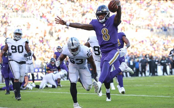 Image for MNF: LV Can Expose Baltimore's Dire Issues