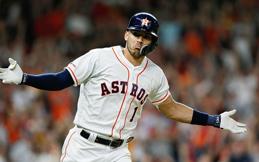 Image for Likely Destinations For Carlos Correa