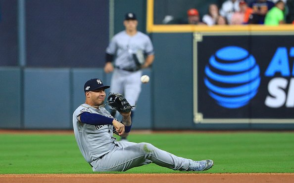 Image for Yankees Finally Move Gleyber Torres