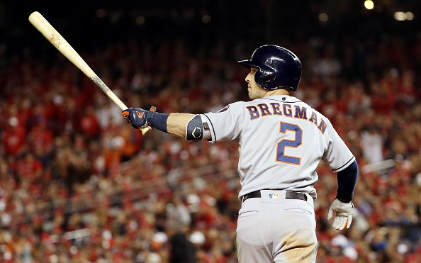 Image for The Impact Of Alex Bregman
