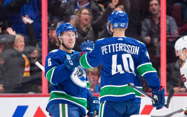Image for Vancouver Canucks: 2021-2022 Bold Predictions