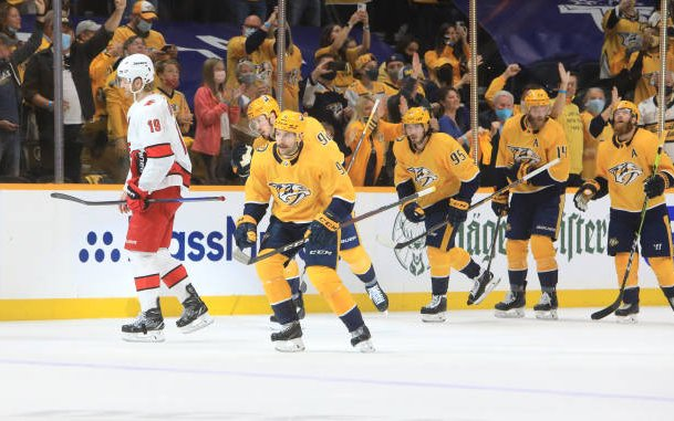 Image for Nashville Predators' Projected Lines and Pairings