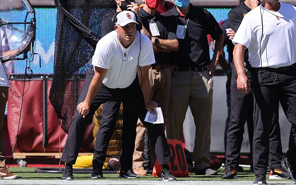 Image for Five Replacements for USC's Clay Helton