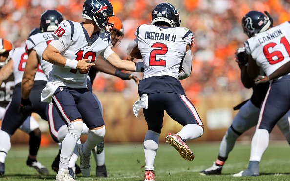 Image for Texans Keys to a Victory Over Carolina