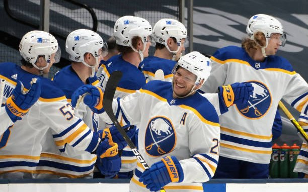 Image for Leaders of the Buffalo Sabres