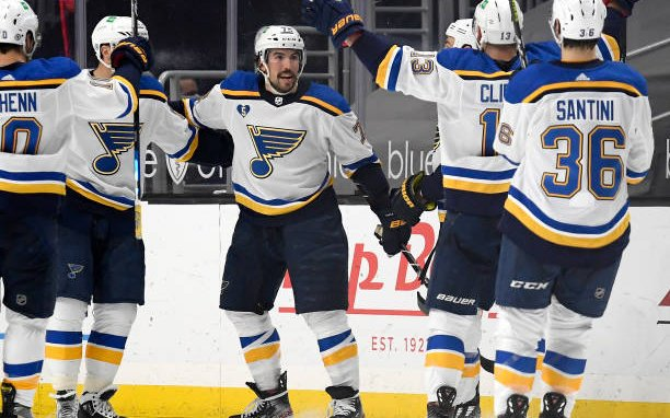 Image for St. Louis Blues 2021-22 Preview: Forwards
