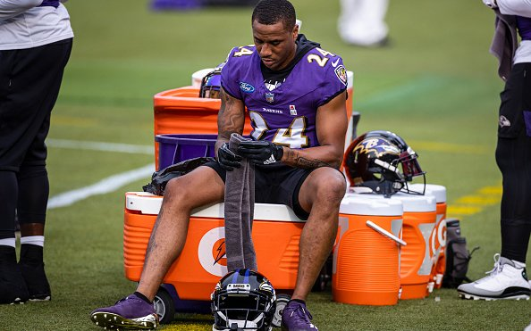 Image for Marcus Peters Injury: Huge Blow to Ravens