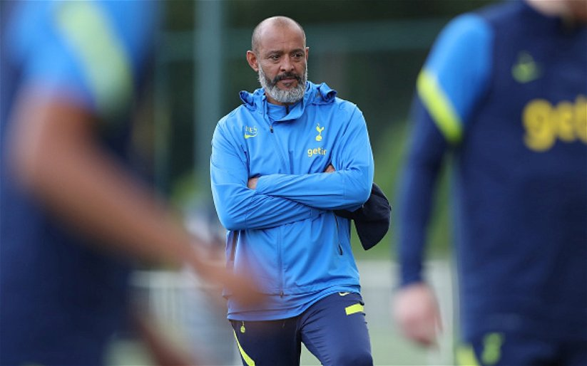 Image for Nuno Spurs up Tottenham With Renewed Hope This Season