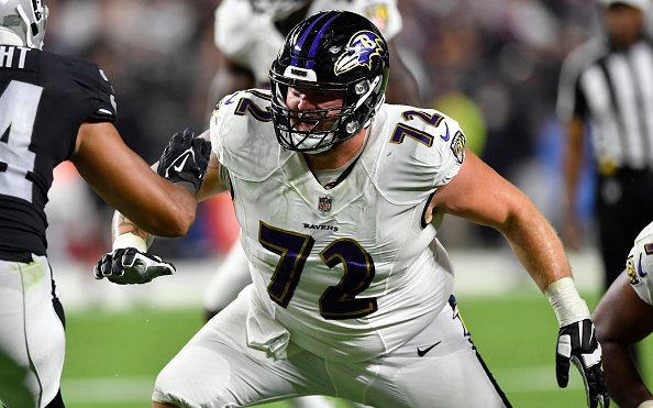 Image for Baltimore's 5 Woeful Pass Blockers