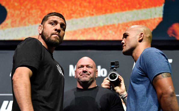 Image for The Diaz Brothers Aren't Trying To Win
