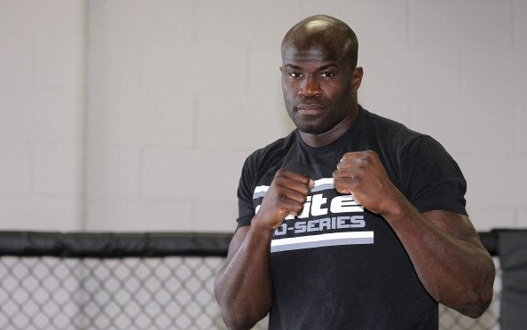 Image for Cheick Kongo: A Legend Like No Other