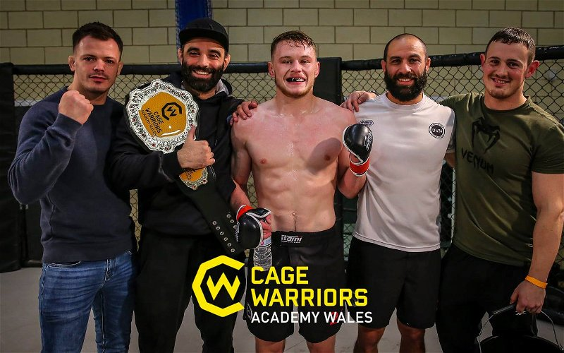 Image for Five Fighters to Watch from the Cage Warriors Academy Wales