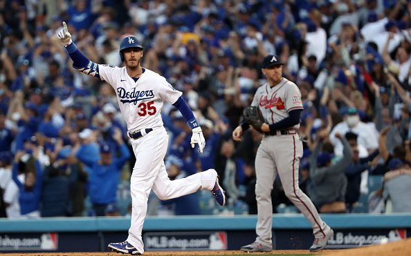 Image for Cody Bellinger Has Made Oddly Specific History
