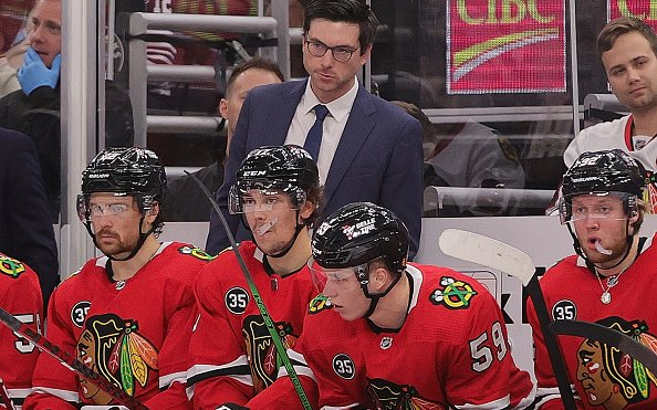 Image for Should the Blackhawks Fire Jeremy Colliton?