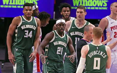 Image for What the Bucks Depth Looks Like Outside of Big Three