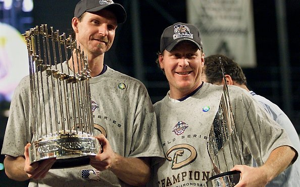 Image for Each NL Team's Most Dominant Pitching Duo Since 2000