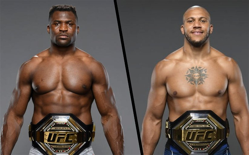 Image for Ngannou vs. Gane Scheduled for UFC 270 on January 22nd