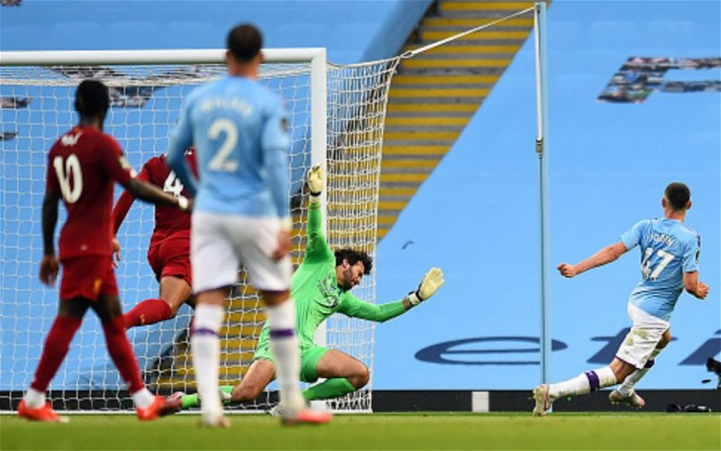 Image for Liverpool and Manchester City Share the Spoils in a Pulsating Contest