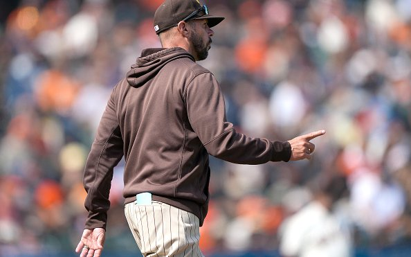 Image for Padres Fire Manager Jayce Tingler After Rough 2021 Season
