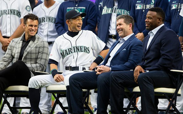 Image for Seattle Mariners Mount Rushmore