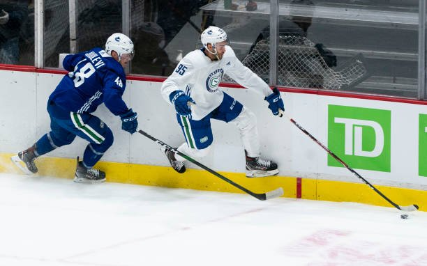 Image for Vancouver Canucks: Fate Of Bridge Players