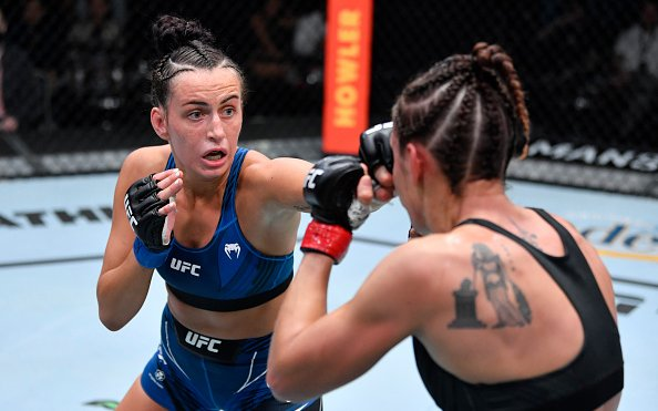Image for UFC Vegas 38: Results, Bonuses, and Takeaways