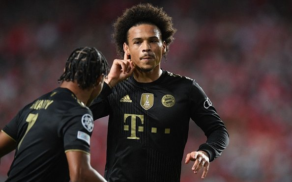 Image for Sané Double Sets up 15 Minute Bayern Riot