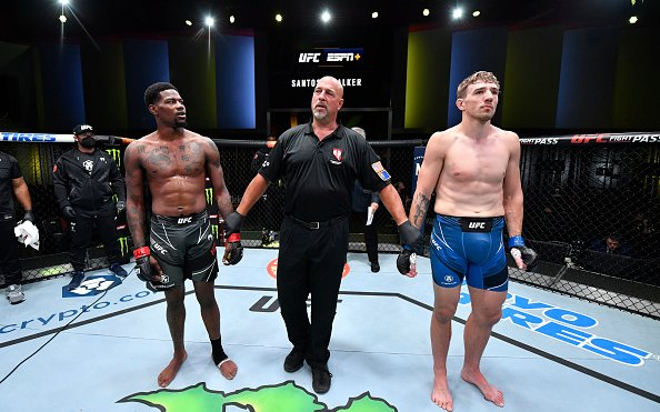 Image for Holland vs. Daukaus Fighting Again on Nov. 13 After No-Contest