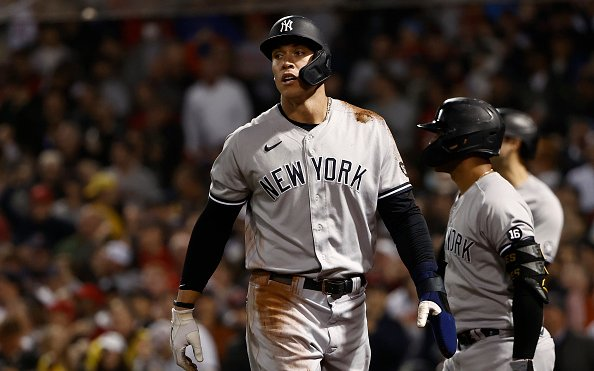 Image for The Aaron Judge Contract Dilemma