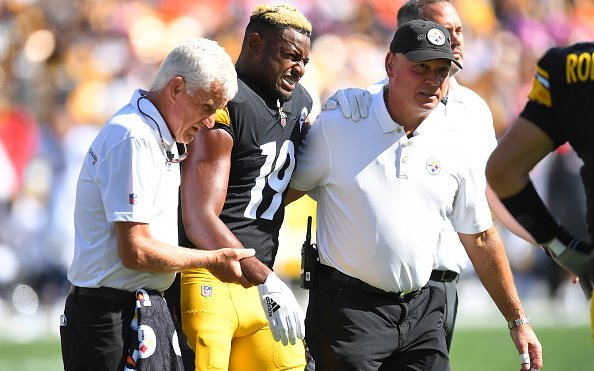 Image for Juju Smith-Schuster to Miss Rest of 2021 Season