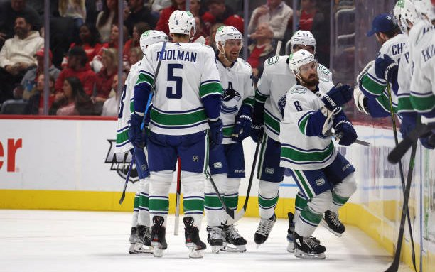 Image for Vancouver Canucks: Early Season Takeaways