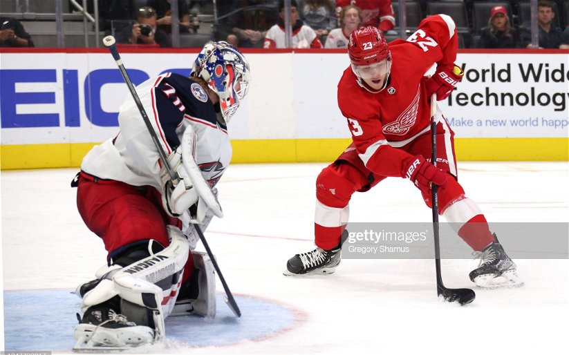Image for Wing Notes: The Detroit Red Wings Season so Far