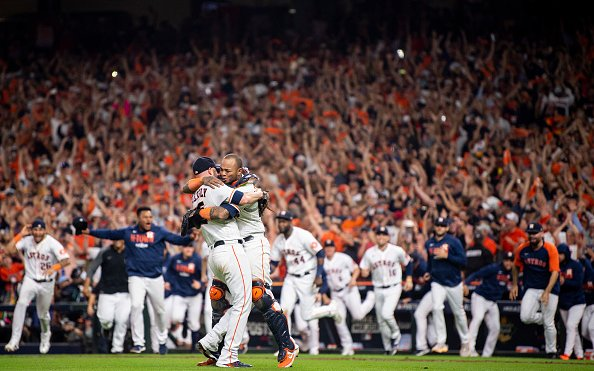 Image for Houston Astros World Series Preview