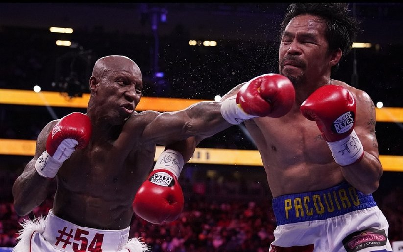 Image for Is Yordenis Ugas Being Disrespected Post-Pacquiao?